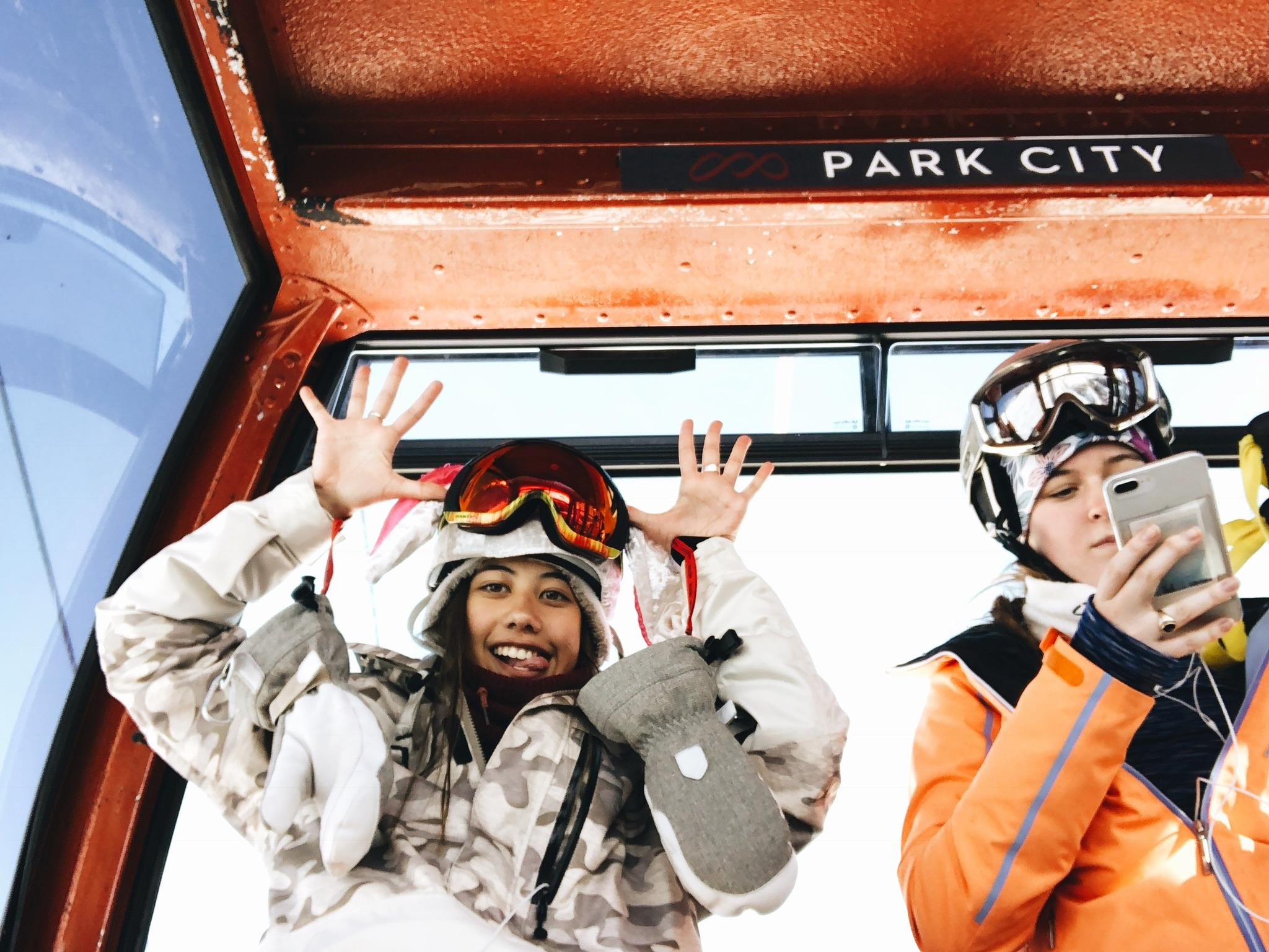 750 Lambo in the Utah snow (skrrt) -