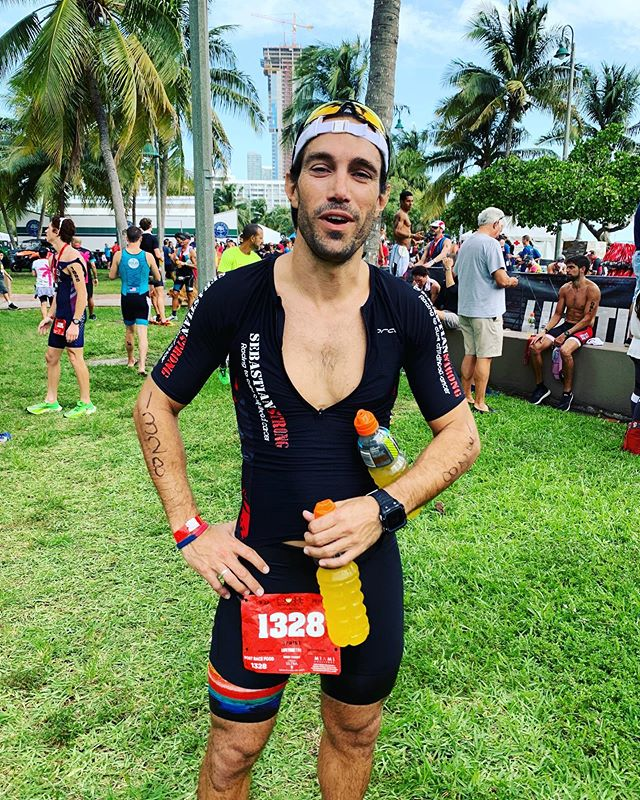 Team Energy putting up some solid performances at @lifetimetri Escape To Miami this weekend! Couldn't be more proud of @neila1 @_negradecachee_ and @arvaconstructionllc with a rough swim, and extremely windy bike and run ⚡️ #raceday #energyendurance #triathlon #triathlete #trilife #trilove #tricoach #usatcoach #coaching #training #swimbikerun #multisport #fitlife #fitness #ironmantraining