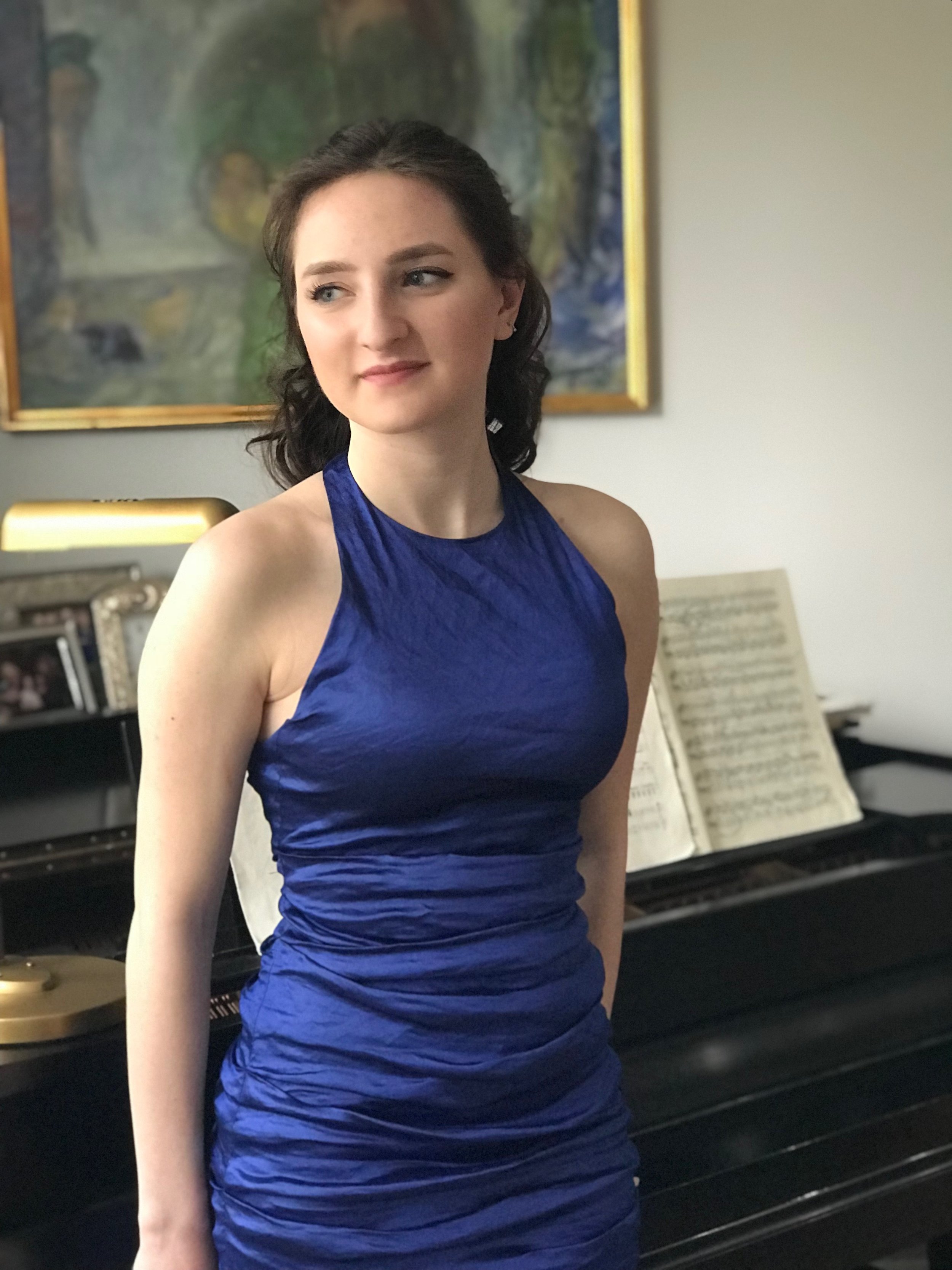 EMILIA POMA - Emilia is a 19 y. o. who attended Juilliard Pre-College for Piano and Opera and LaGuardia High School for the Performing Arts.She is an accomplished Pianist, Vocalist, and Actress. She has performed in concert at Juilliard's Paul Hall, the Royal Opera House, and at Ulriksdals Palace Theater. Emilia was in the Stockholm City Theater's Tribadernas Natt by P.O. Enqvist- the story of August Strindberg and Sofie Von Essen. In 2017/18 Emilia gained her first International acting credits as Zoe Tyler in the Swedish television crime thriller series Modus with Ms. Kim Cattrall and Mr. Greg Wise. Emilia plans to pursue further studies in Music - Opera, and the Dramatic Arts.