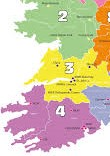 Regions affected by lack of services in Limerick