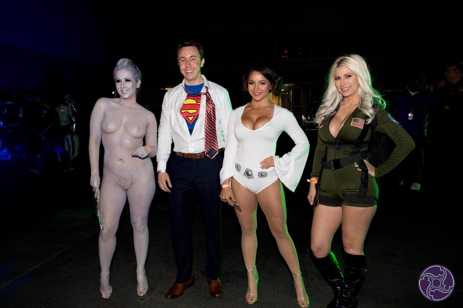 VIP Guests at the 2017 Maxim Halloween Party