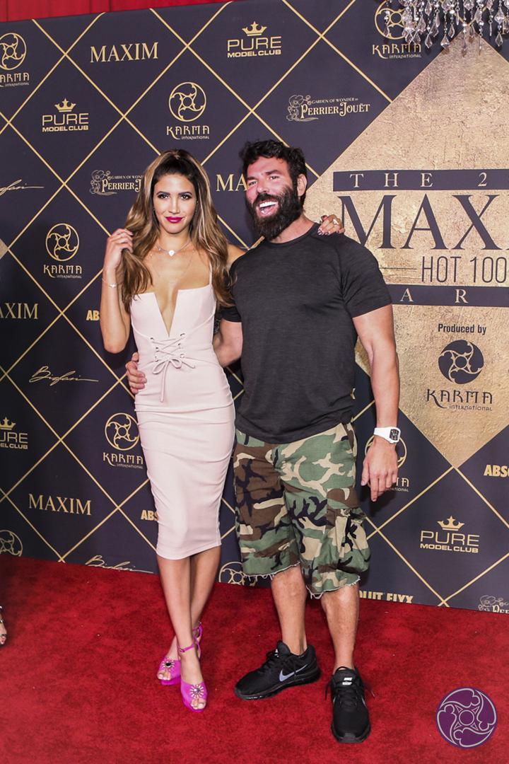 Dan Bilzerian at the 2017 Maxim Hot 100 Party