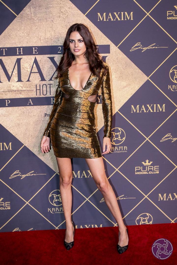 2017 Maxim Hot 100 Party