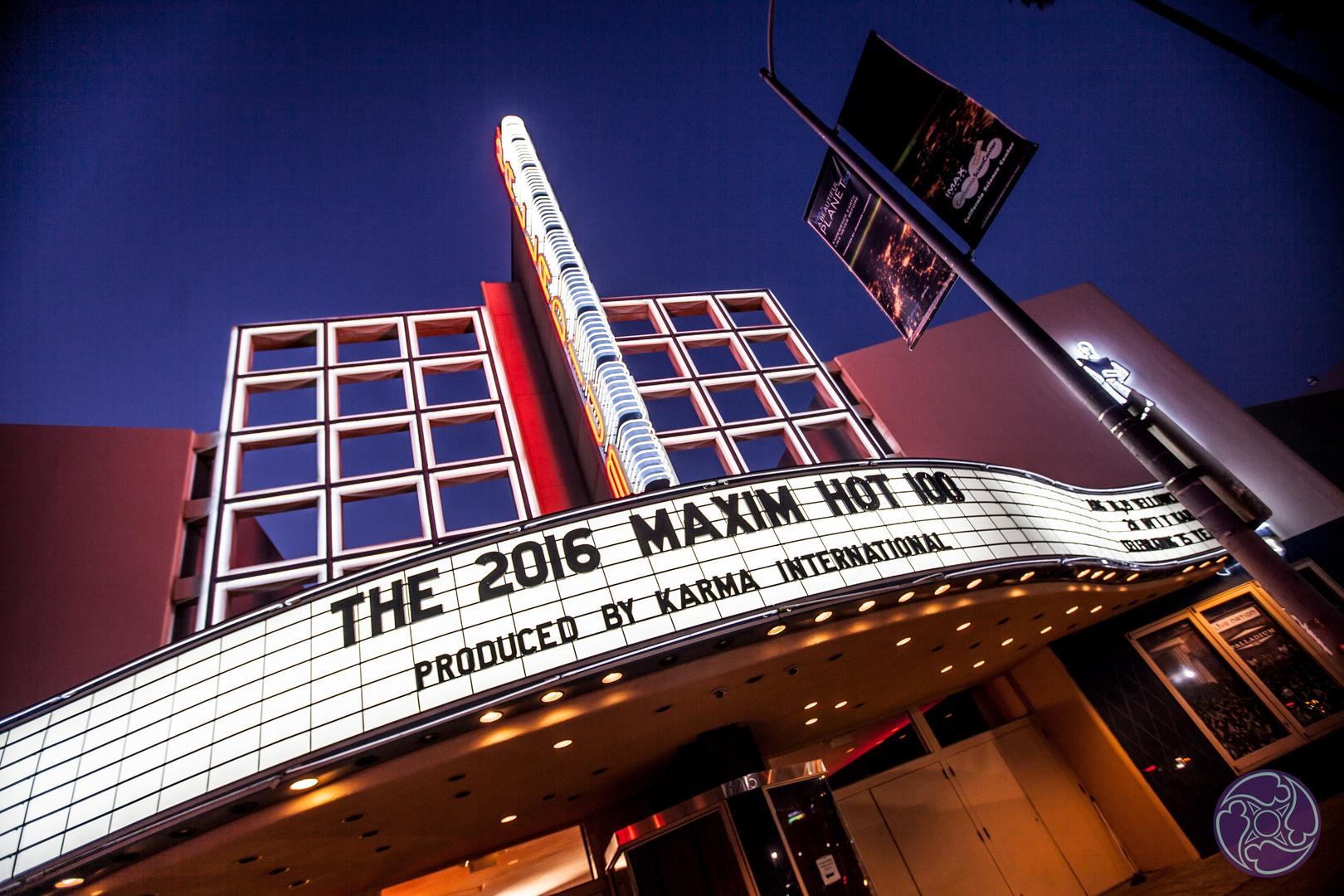 The Hollywood Palladium hosts the 2016 Maxim Hot 100 Party