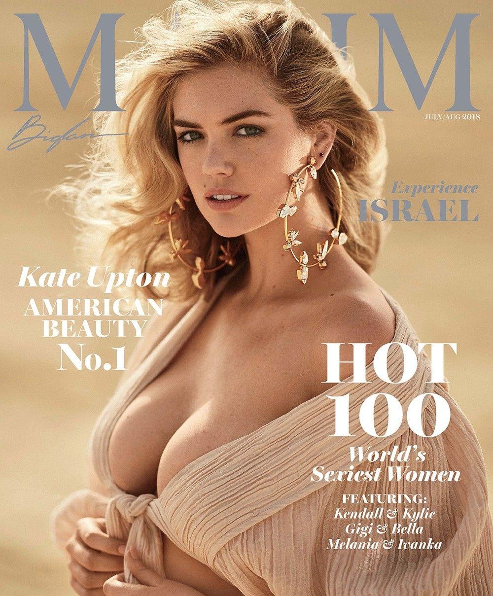Maxim Magazine 2018 Hot 100 List Winners