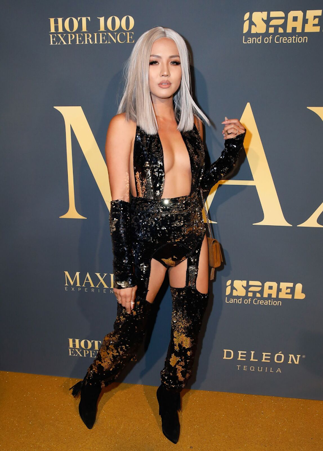 Maxim's Finest from around the world at the 2018 Maxim Hot 100 Experience