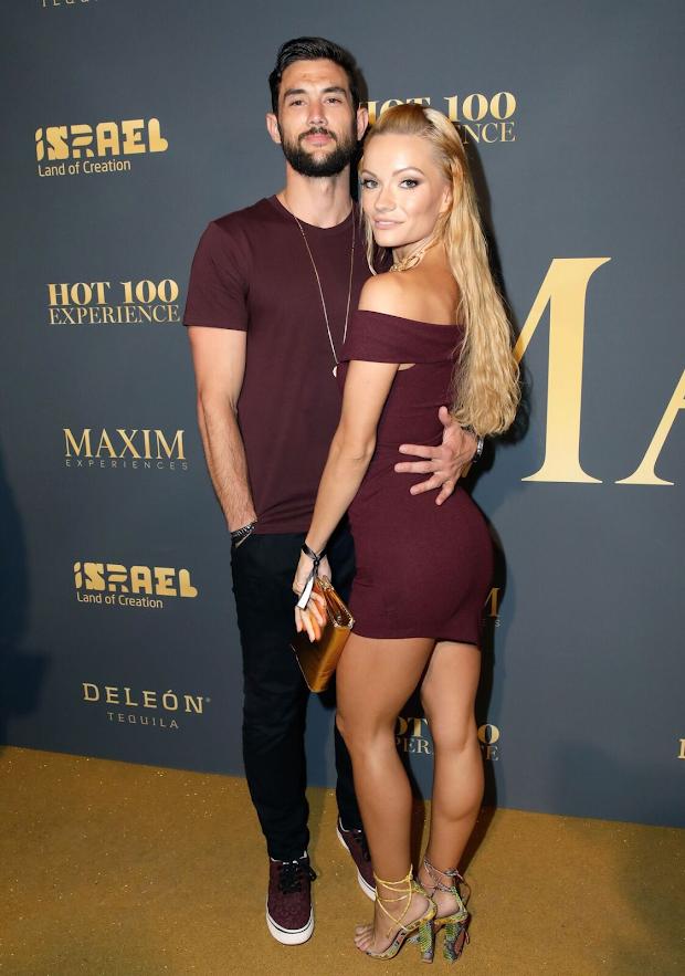 2018 Maxim Hot 100 Party
