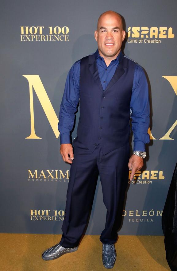Tito Ortiz at the 2018 Maxim Hot 100 Experience