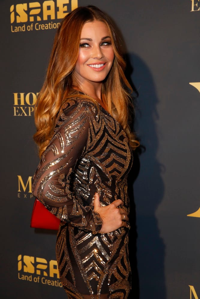 Ciara Price attends the Maxim Hot 100 Experience.