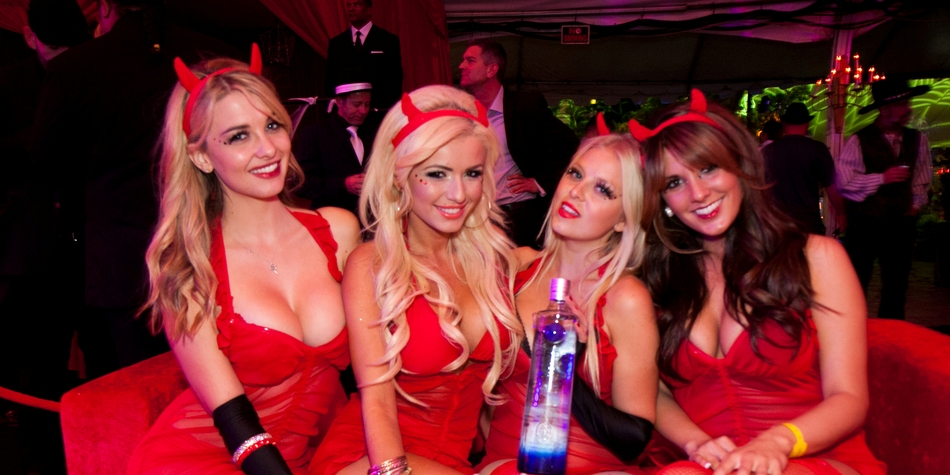 Maxim Bottle Service Girls - the VIP Experience