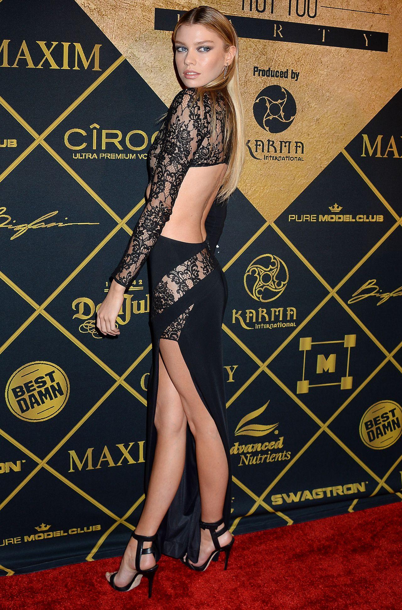 Stella Maxwell - Maxim Hot 100 List
