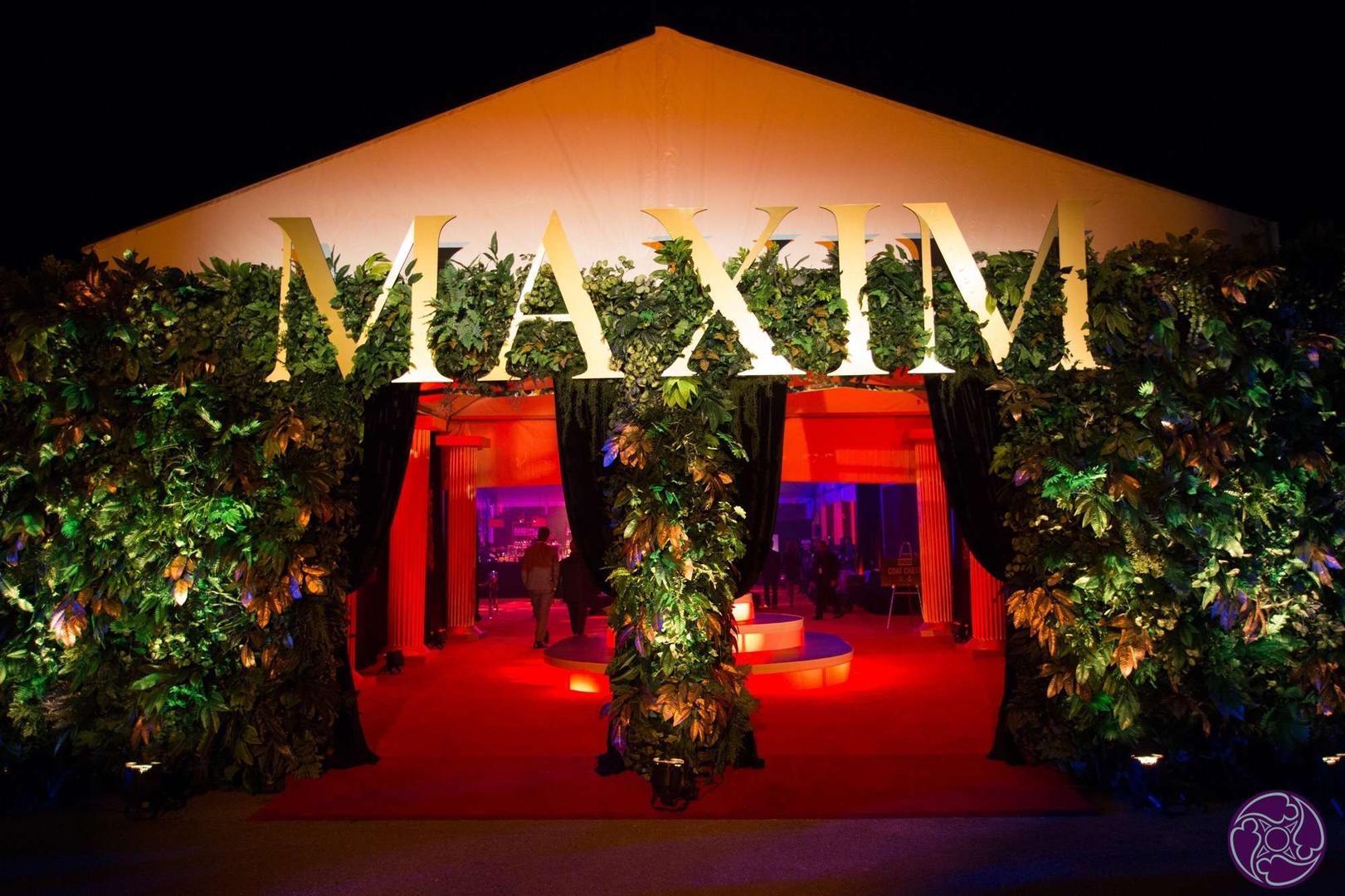 2016 Maxim Super Bowl Party