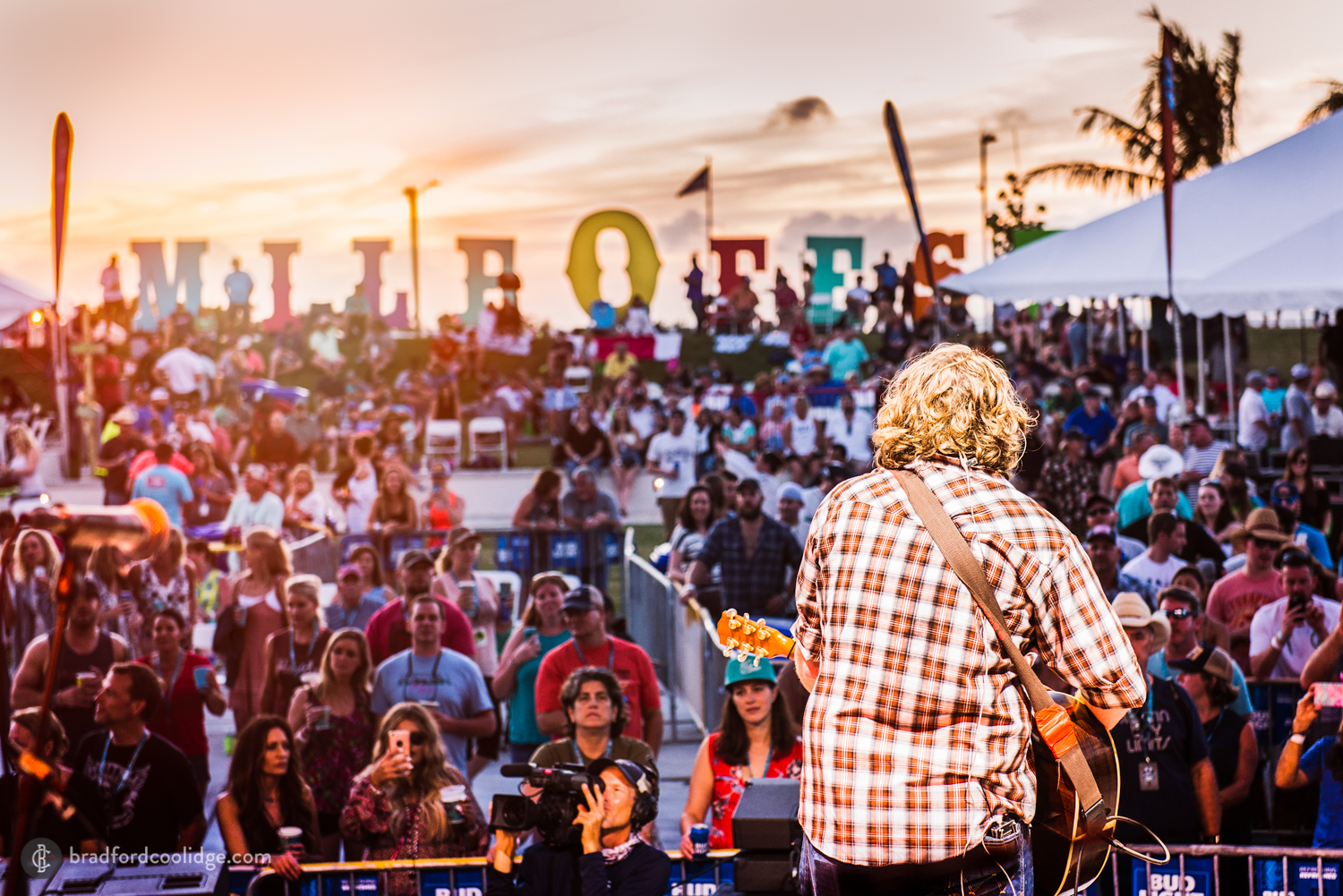 William Clark Green, Mile O Fest 2018