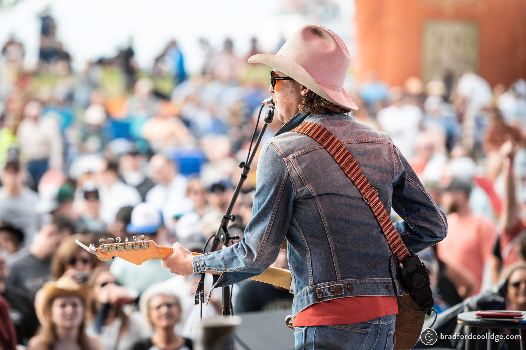 Mike & The Moonpies, Mile O Fest 2019.