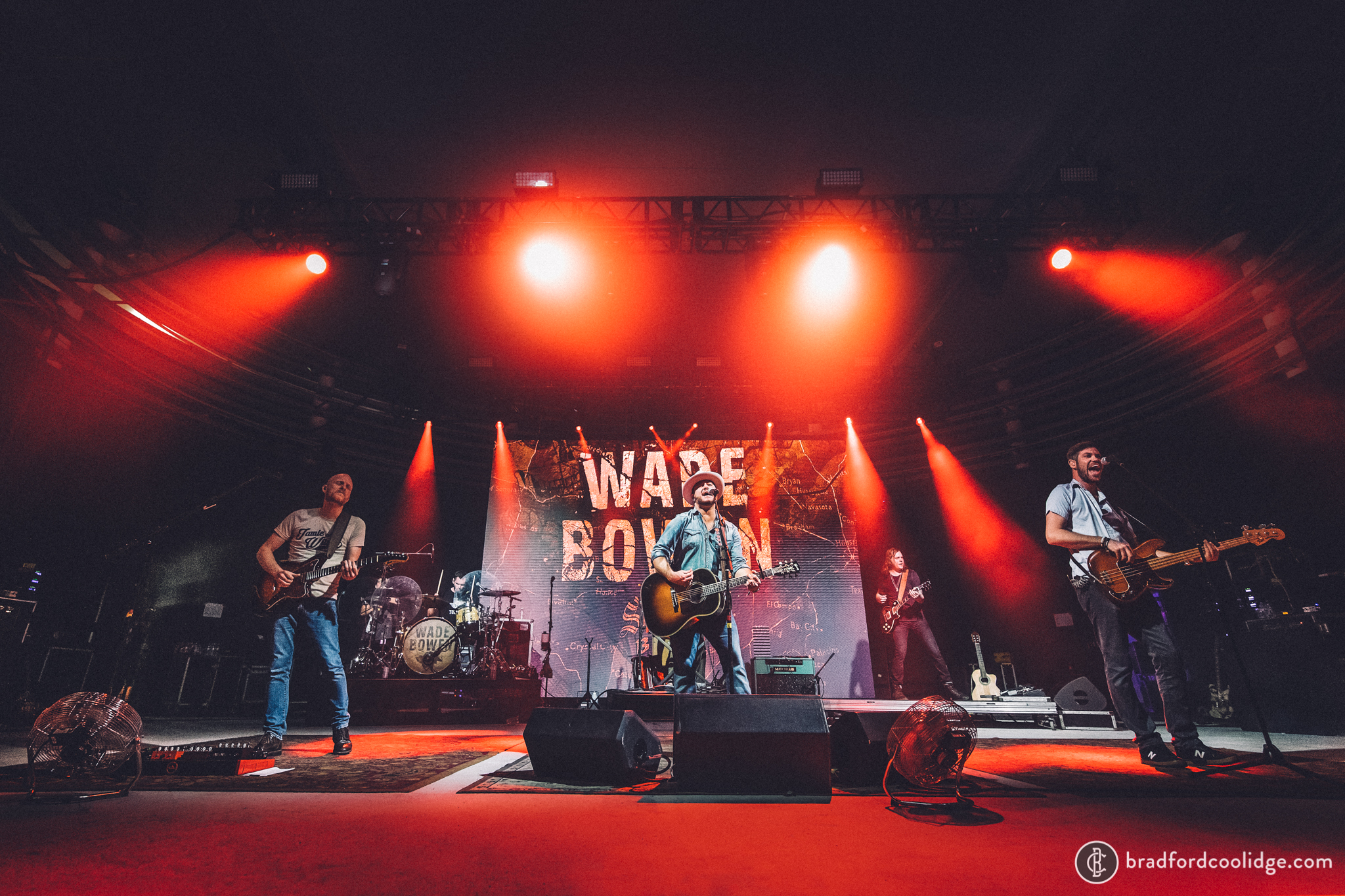 Wade Bowen, Mile O Fest 2019.