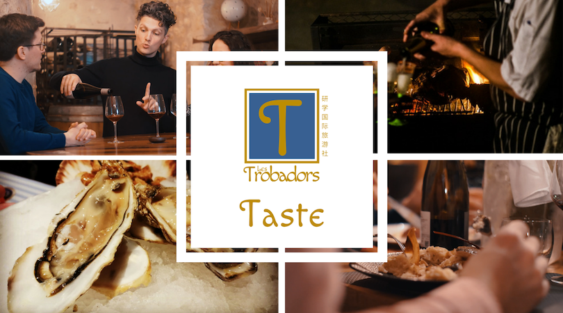 The Taste Tour - Savour the tastes of the region, sample culinary excellence in the land of gastronomie.