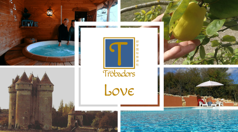 The Love Tour - Rekindle your love in the heart of France, from romantic treetop cabins, the village of St Valentine to the love affair of George Sand and Chopin, a truly romantic voyage.