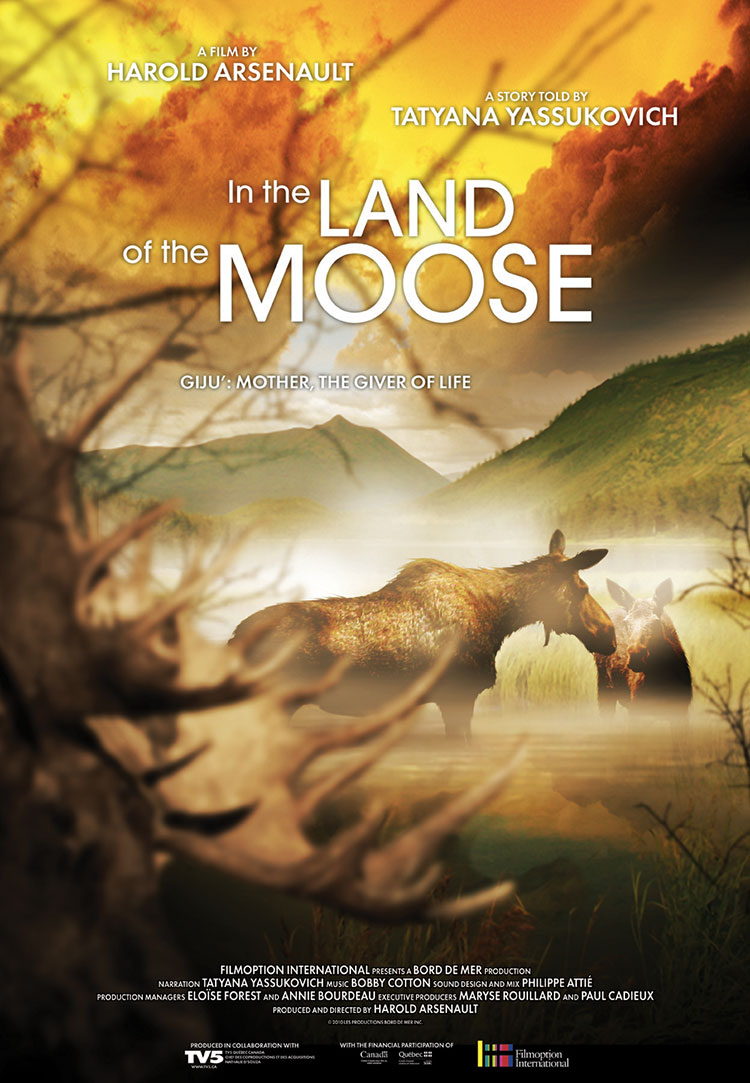 In the Land of the Moose - Poster ENG.jpg