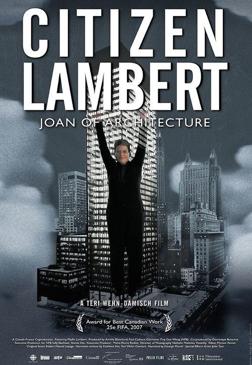 Citizen Lambert: The Joan of Architecture