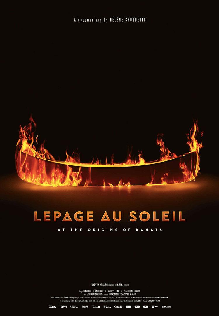Lepage au Soleil: At the Origins of Kanata