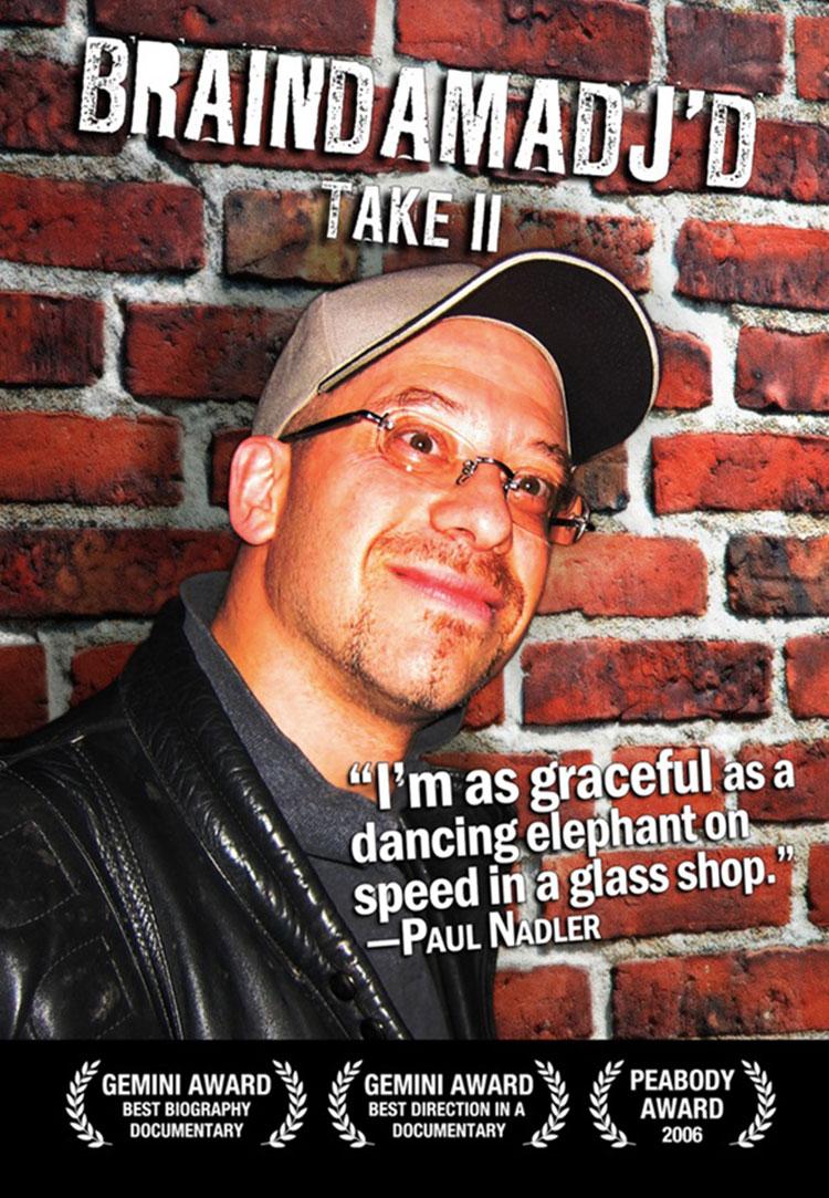 Braindamadj'd...Take II - Poster ENG.jpg