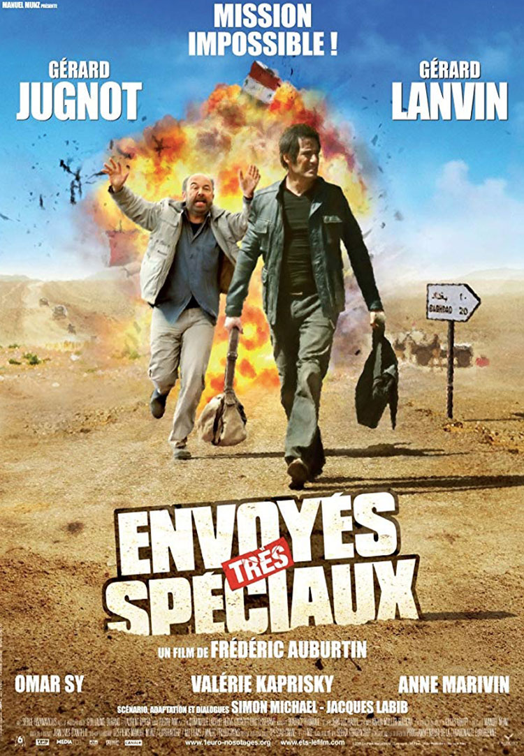 Special Correspondents - Poster.jpg