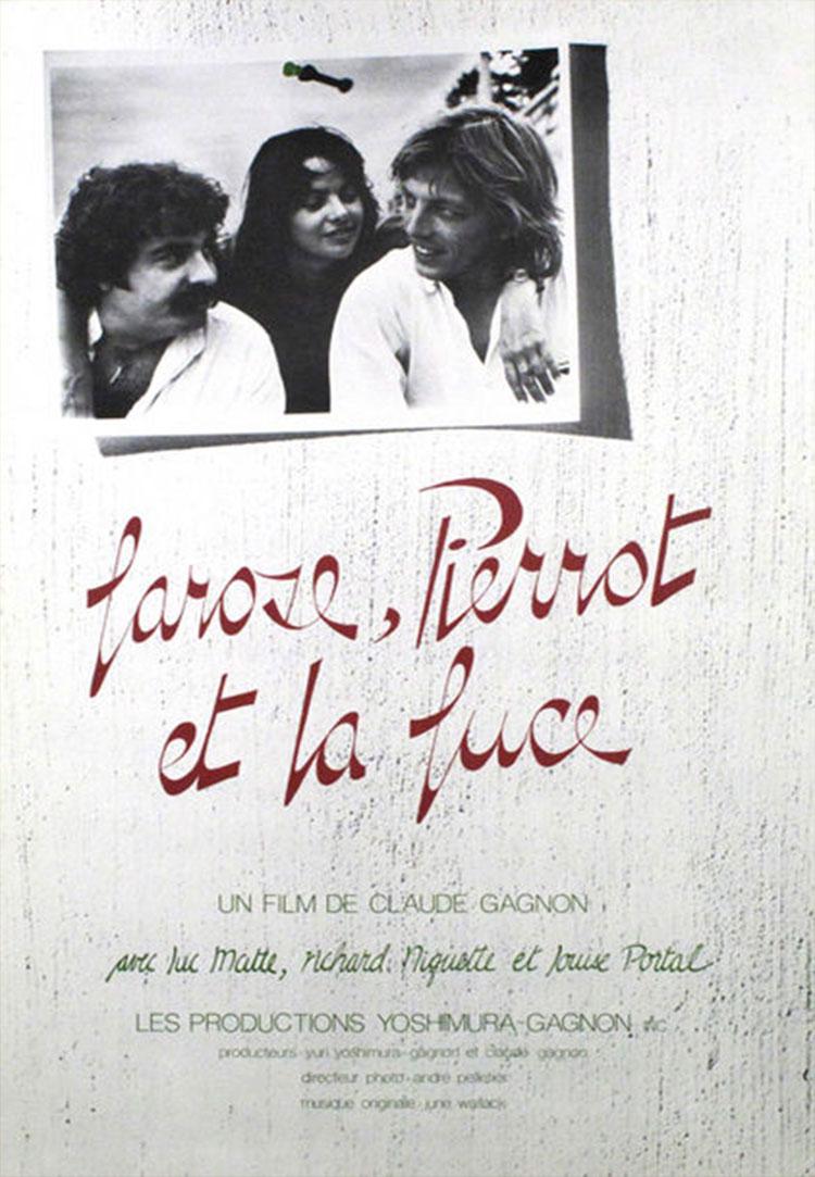 Larose, Pierrot et la Luce - Poster.jpg