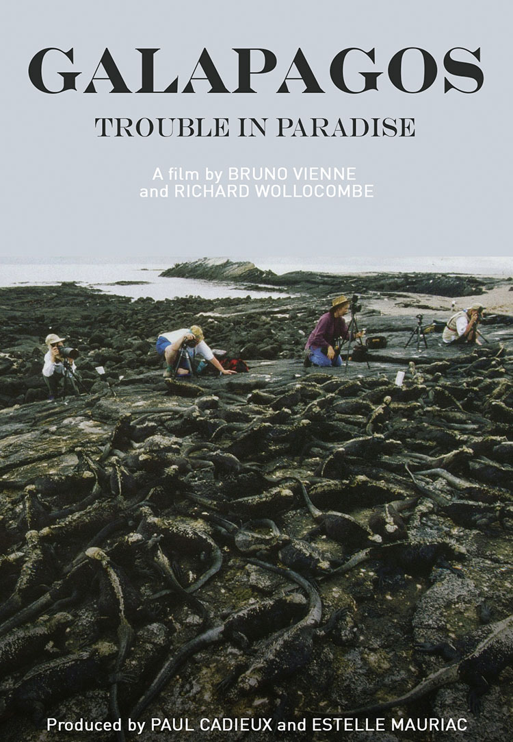 Galapos: Trouble in Paradise - Poster.jpg