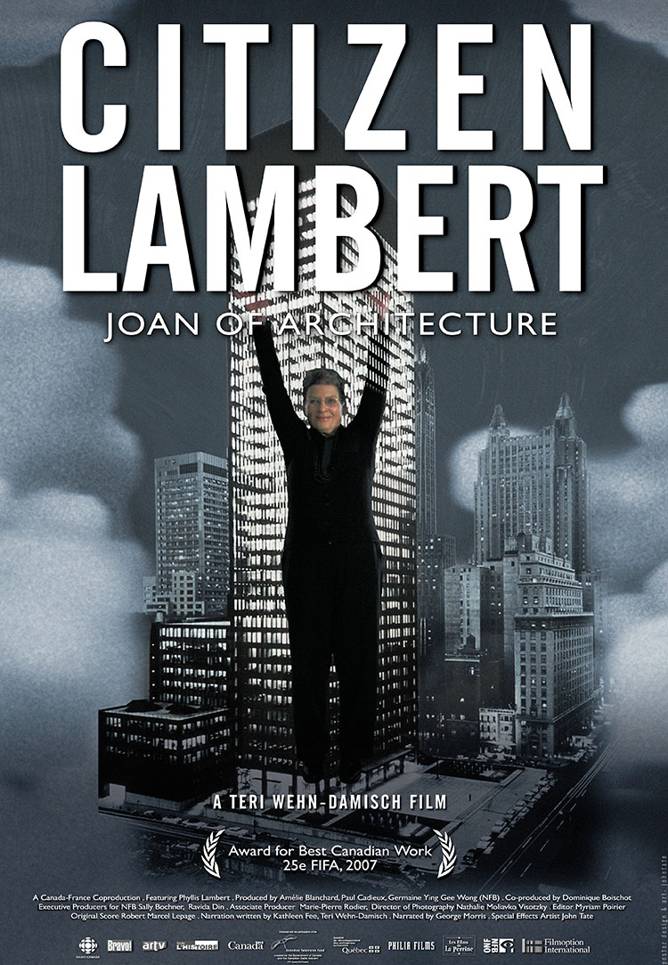 Citizen Lambert: The Joan of Architecture