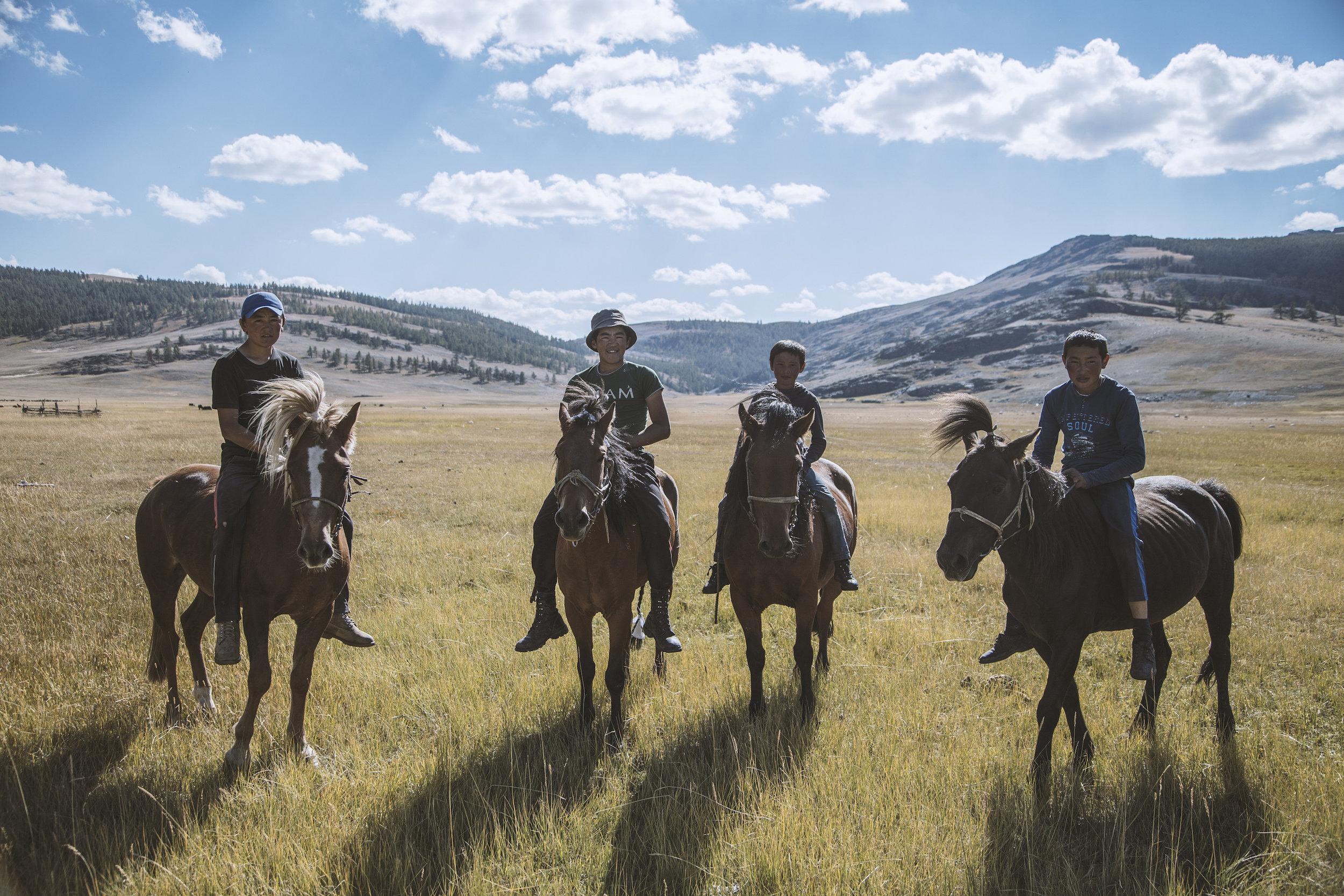 Nomad Kazakh boys in the Altai, Western Mongolia_Boy_Nomad_aAron_Munson.jpg
