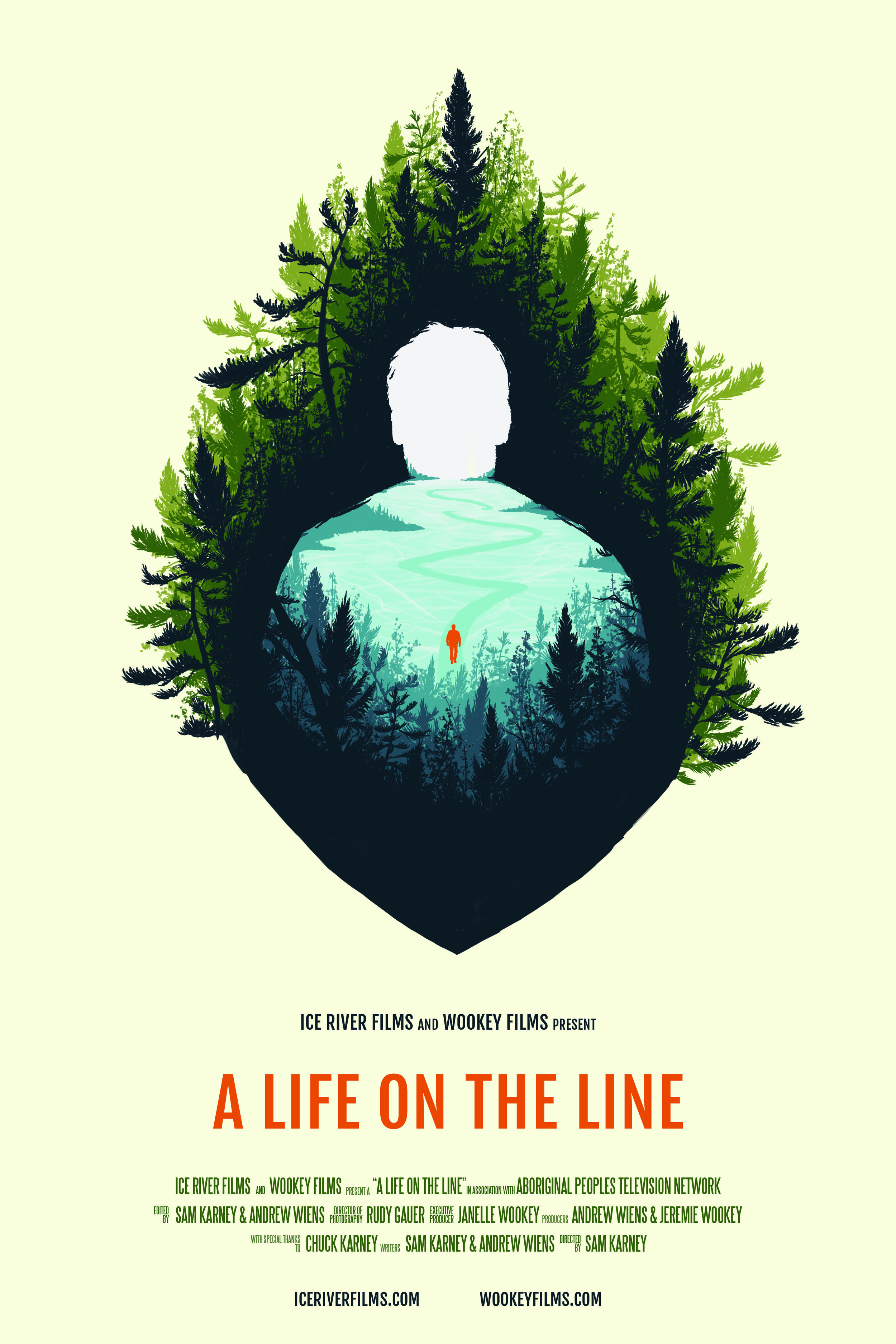 A Life on the Line - Poster.jpg
