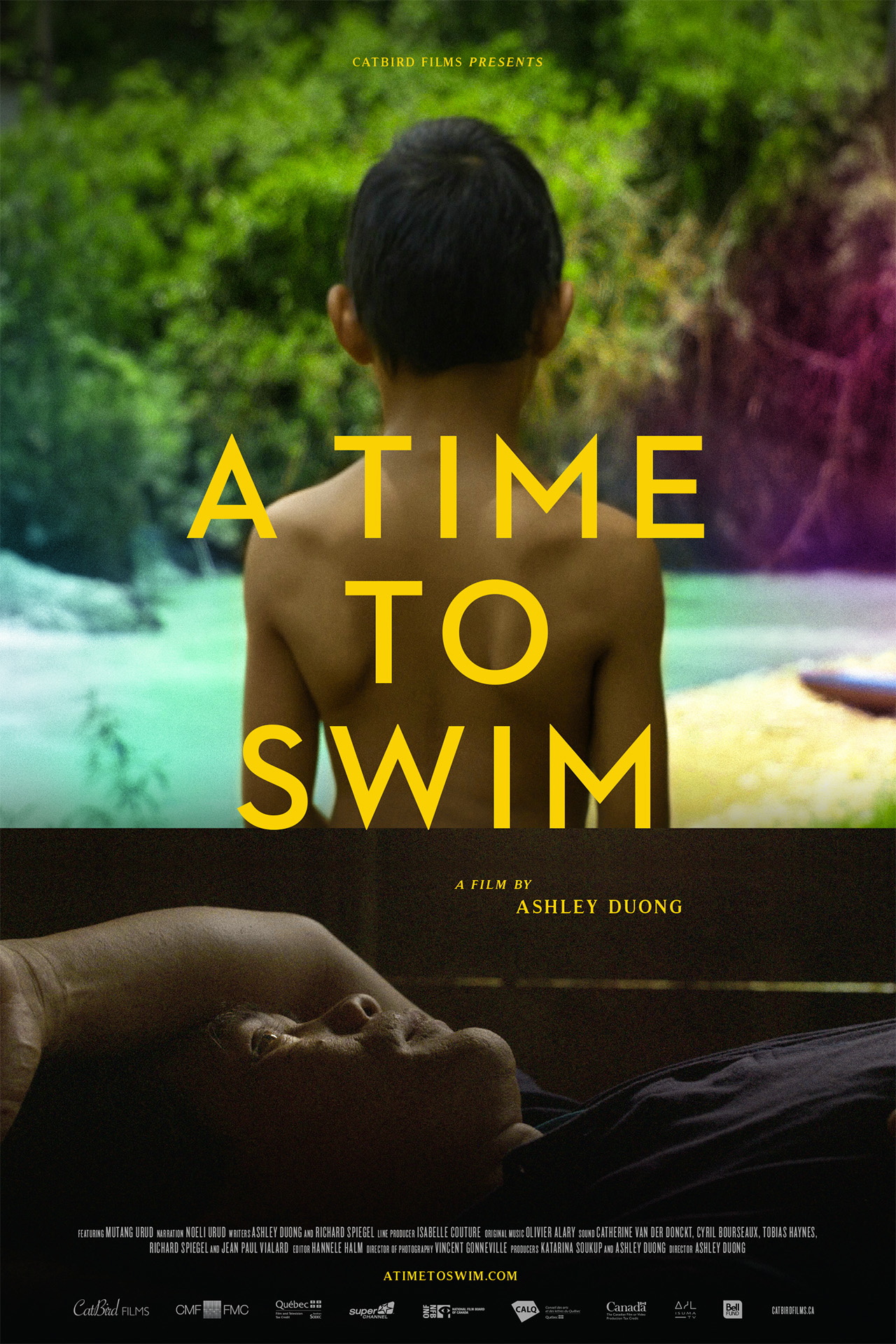 A Time to Swim - Poster.jpg
