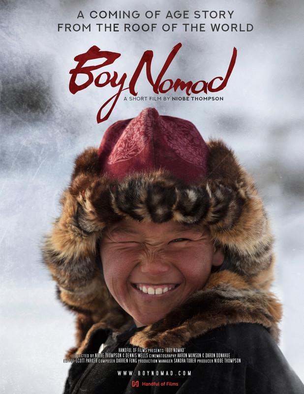 Boy Nomad