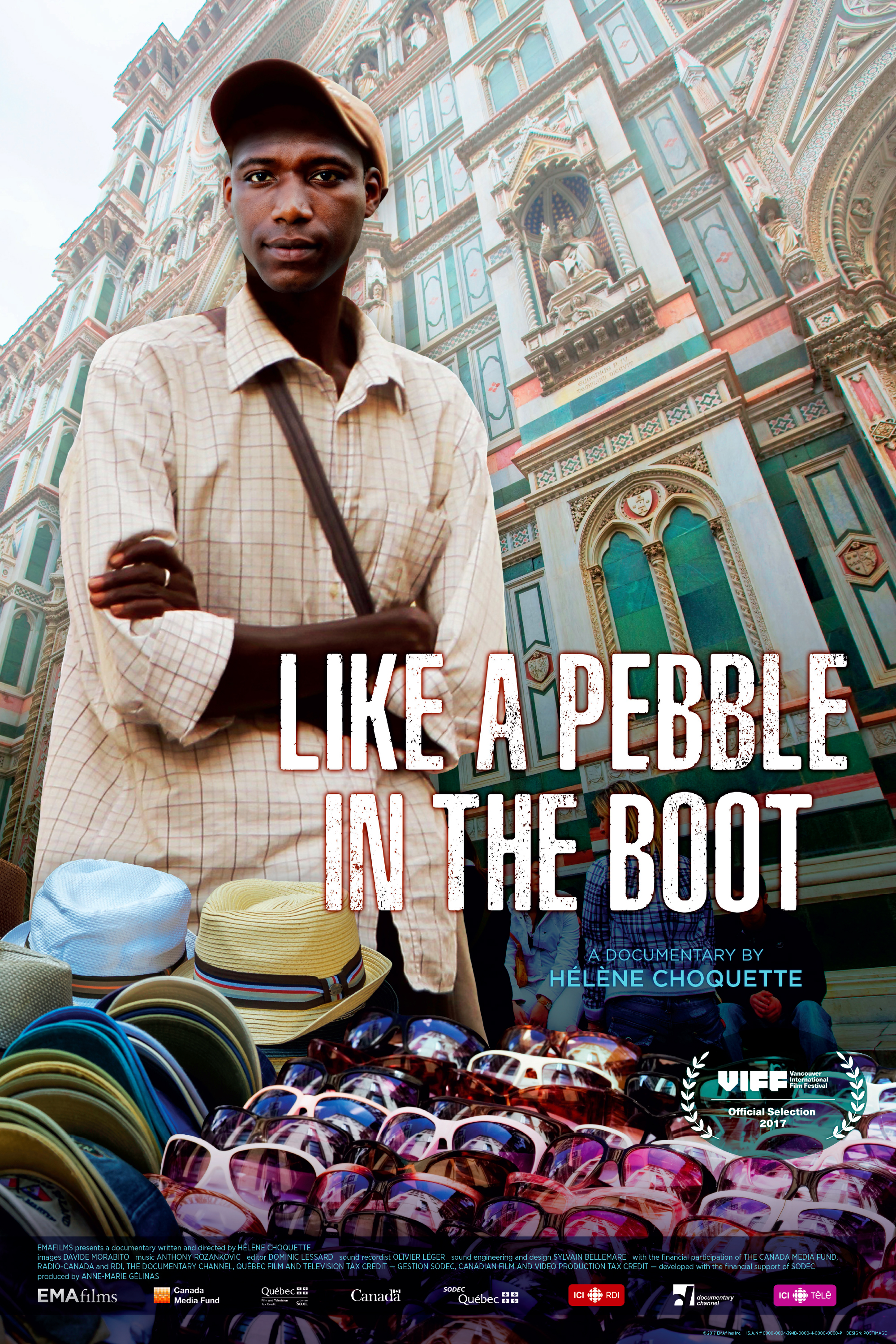 Like a Pebble in the Boot - 70'