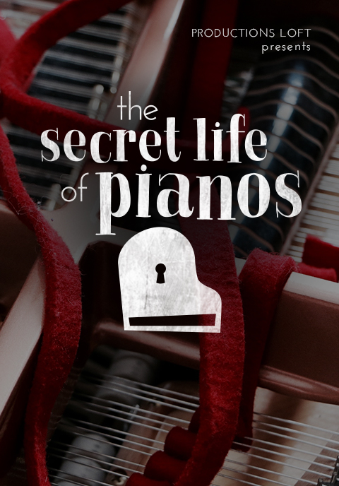 The Secret Life of Pianos - Poster