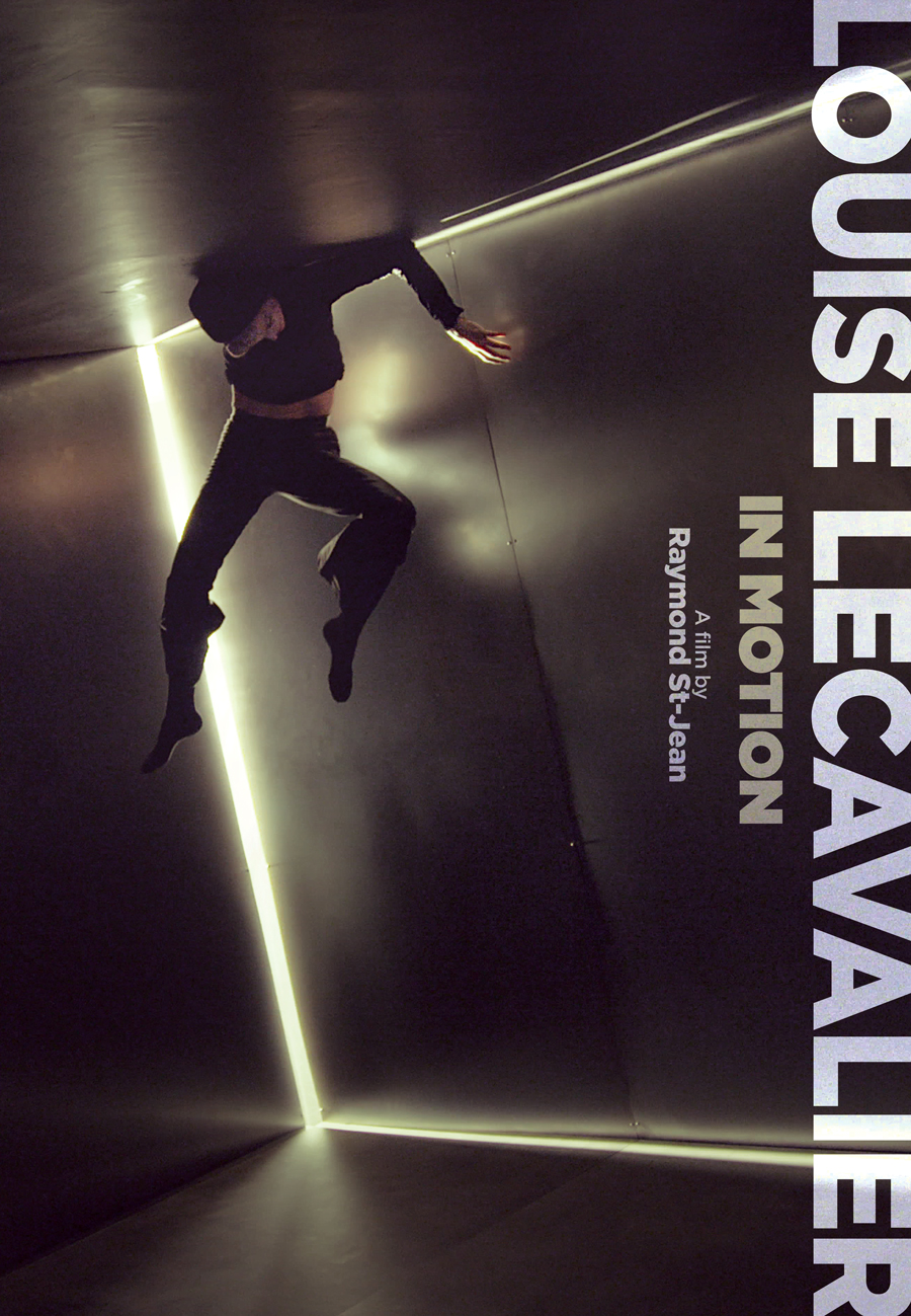 Louise Lecavalier - In Motion - Official Image