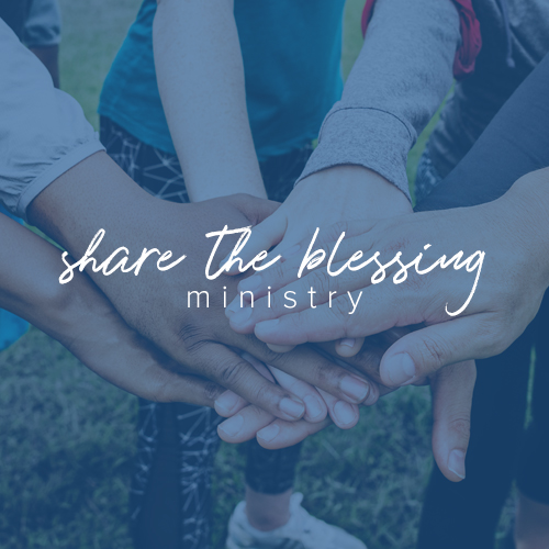 Share the Blessing