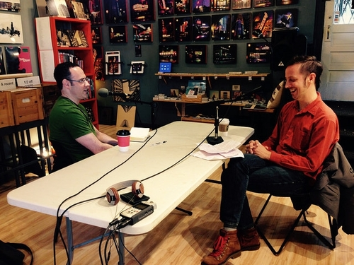 Rob Christopher on   The White City Cinema Radio Hour