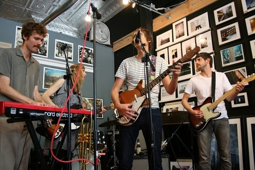 The Ladybug Transistor on   In Store