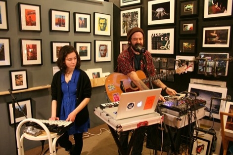 Brice & The Inklings on   In Store