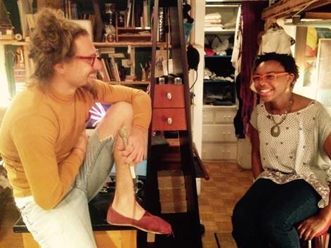 Nathan Minnehan talks to Danielle Echols on   Depth of Field