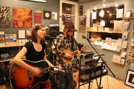 Scuttlebuggs on   In Store