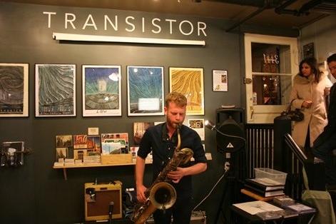 Jonan Parzen-Johnson on   In Store