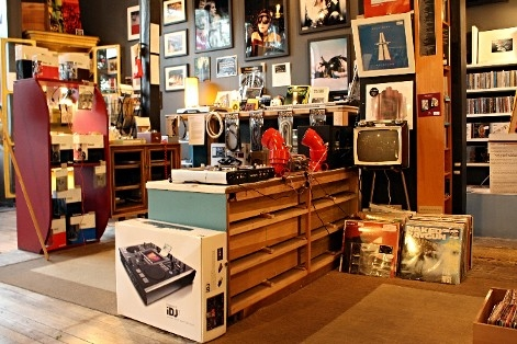 Records and Electronics