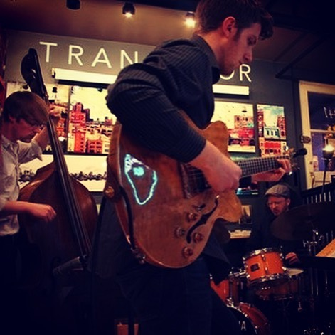 On this date ... May 16, 2014  Friday night live at Transistor: the Dustin Laurenzi Quartet and Courageous Endeavors. Sound by Jon Monteverde.  Check out the live recordings here: https://www.transistor-sound.com/may-16-2014  #transistorsound #transitorchicago #lakevieweast #2014 #dustinlaurenzi #courageous endeavors #livejazz #liveperformance #livemusic #jazz #chicagojazz