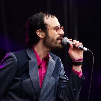 """Very sad to have learned today of the passing of David Berman. Rolling Stone once called him """"a wandering honky-tonk bard murmuring feverish, fractured one-liners in his handsome country-rock drawl."""" His band The Silver Jews put out a classic 1996 record called The Natural Bridge, from which these lyrics are taken:  Chalk lines around my body Like the shoreline of a lake Your laughter made me nervous It made your body shake too hard Now there's a lot of things that I'm gonna miss Like thunder down country and the way water drips When you're running for the door in the rain Read the metro section Read the metro section Read the metro section See my name"""
