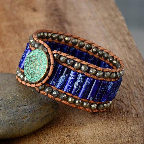 Throat Chakra Healing Jewelry