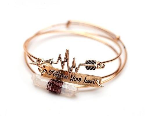 Womens-Healing-bracelet-follow-your-heart-rose-quartz-stone-bohemian-love-bracelet-set-gold-bracelet-cuff-bangle-positive-love-affrimations-boho-vintage-style-peaceful-island-com.jpg