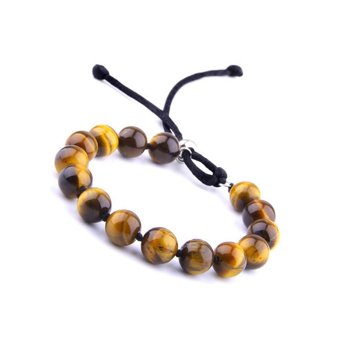 Tiger Eye Earth Stone Beads