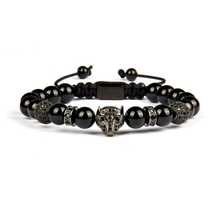 black-puma-head-onyx-bead-macrame-bracelet-with-cz-diamonds-for-men-mens-cool-bracelets-onyx-jewelry-men-by-peaceful-island-com.jpg
